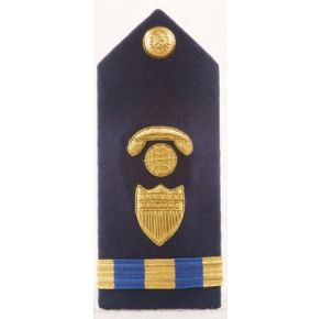 Hard Shoulder Boards WO3 ISM